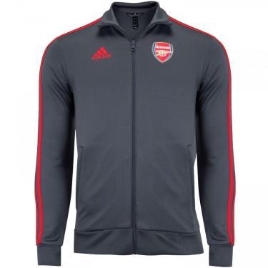 Jaqueta Arsenal 3S adidas - Masculina adidas Masculino