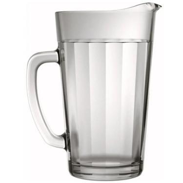 Jarra de vidro para suco modelo americano 1,2 L