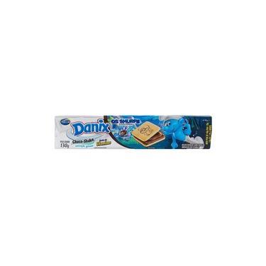 Biscoito Recheado Danix Sabor Choco-Shake 130g
