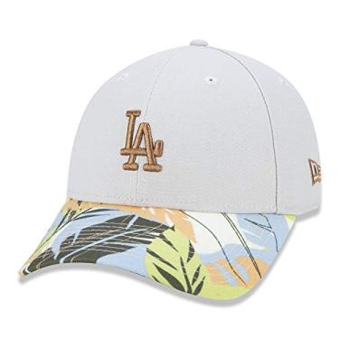 BONE 9FORTY MLB LOS ANGELES DODGERS SUMMER TROPICAL SNAPBACK OFF WHITE