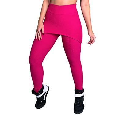 Imagem de Calça Legging MVB Modas Bolha Saia Feminina