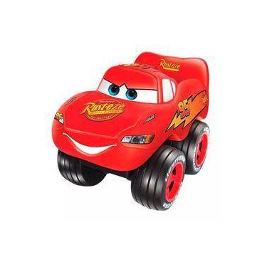 Imagem de Fofomóvel Em Vinil Carros Disney Líder Brinquedos Mcqueen
