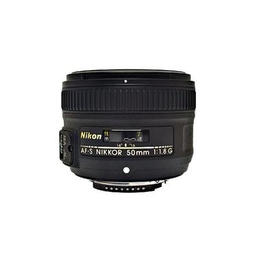 Objetiva Nikon 50mm F1.8 G