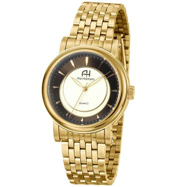78c889b3c86 Relógio Ana Hickmann AH28955X Dourado feminino