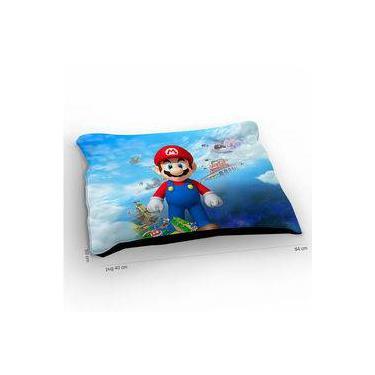 Colchão Para Pet Super Mario Standing