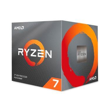 AMD Ryzen™ 7 3800X Octa Core - 16 Threads - 3.9GHz (Turbo 4.5GHz) - Cache 32MB - AM4 - TDP 105W - Wr
