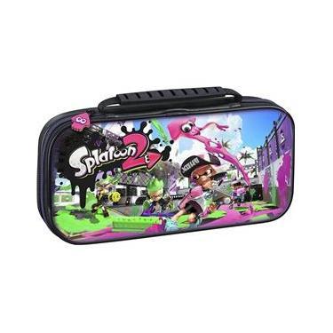 Deluxe Game Traveler Case Splatoon - Switch