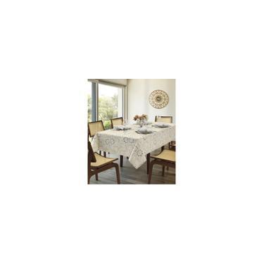 Imagem de Toalha de Mesa Retangular Dohler Clean Athenas Eloah 8 Lugares 1,60m x 2,50m