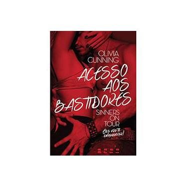 Acesso Aos Bastidores - The Sinners On Tour 1 - Olivia Cunning - 9788565530651