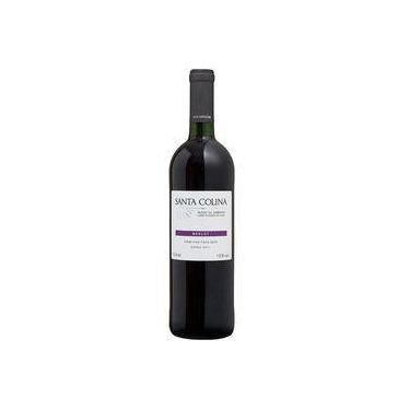 Vinho Tinto Seco Merlot Santa Colina 750ml