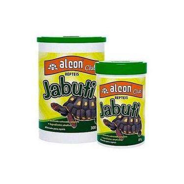 Ração Alcon Club  , Jabuti, Iguanas