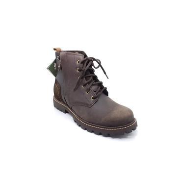 Bota Militar Mac Boot em Couro - Pachon 02