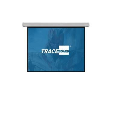 Tela de Projeção Retrátil Manual TBMS120V (2.44x1.83m)