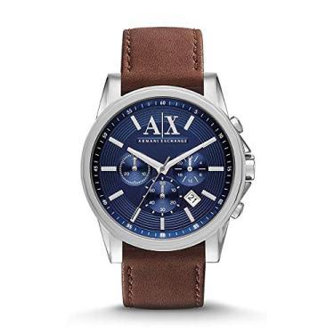 f5e588e0cb6 Relógio Armani Exchange Cronógrafo Analógico Masculino AX2501 0AN