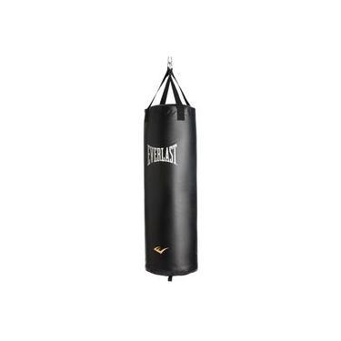Saco Boxe Pancadas Everlast Cheio 35kg - 101x33cm Sh4007wb