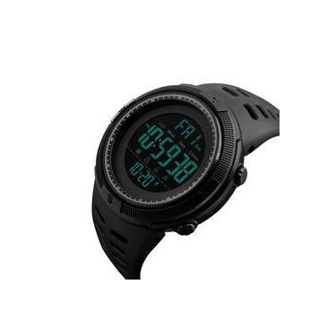60adb0108ae Relógio Skmei Modelo 1251 Esportivo Lançamento - Preta