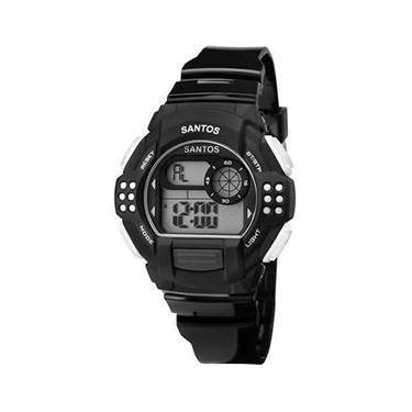 14c24b2448 Relógio Masculino Clubes Technos Santos SFC13615 8C