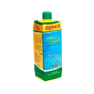 Algicida choque pool-trat 1L Genco