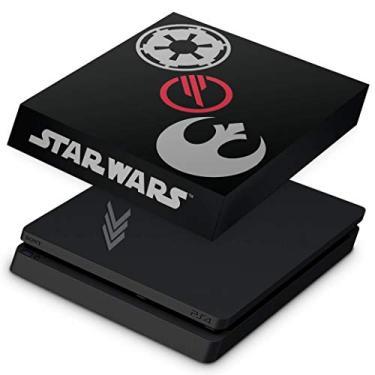 Capa Anti Poeira para PS4 Slim - Star Wars Battlefront 2 Edition