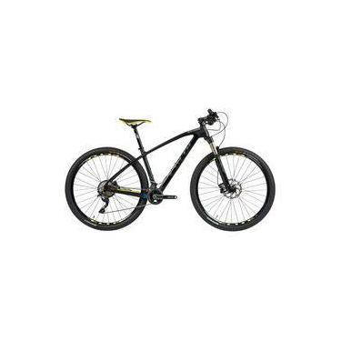 Bicicleta Caloi Elite Carbon Sport Aro 29 2019 - Preta