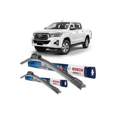 Palheta Limpador Parabrisa Original Bosch Toyota Hilux 2007 2008 2009 2010 2011 2012 2013 2014 2015