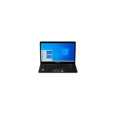 Imagem de Notebook Multilaser Legacy 311 Intel Pentium 2.6GHz 4GB ram 64GB ssd 14 Windows 10