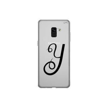 Capa Personalizada para Samsung Galaxy A8 Plus ( A8+ ) - LETRA Y. - Quark