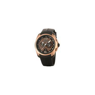 2ddecfdcbf8 Relógio Jean Vernier Chronograph Jv001rg