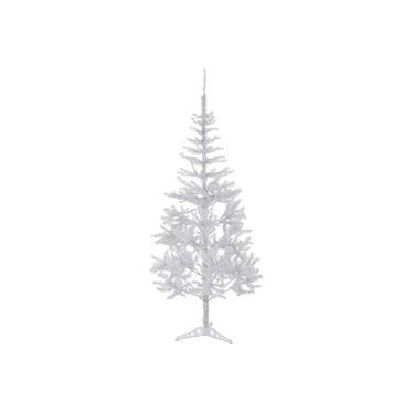 Árvore de Natal Pinheiro Real Branca 1,5m