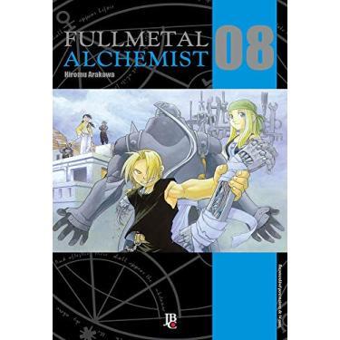 Fullmetal Alchemist - Volume 8 - Hiromu Arakawa - 9788545702597