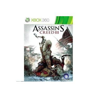 Assassins Creed Iii - Xbox 360