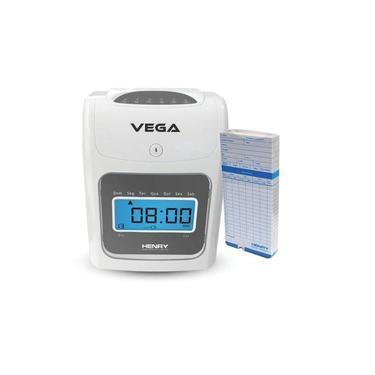 Relógio Ponto Vega + 50 cartões - SB