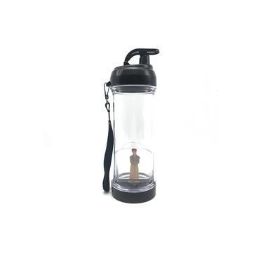 Garrafa de Água Squeeze Plástico Com Alça NS La Salette 500 ml
