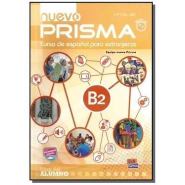 Imagem de NUEVO PRISMA B2 - LIBRO DEL ALUMNO + CD