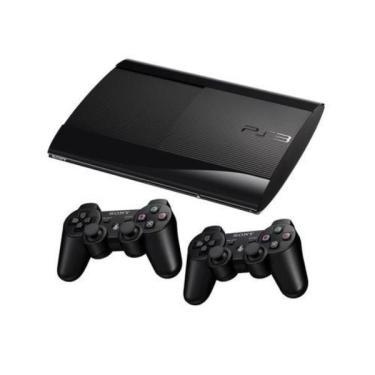 Imagem de Console Playstation 3 Super Slim + 2 Controles