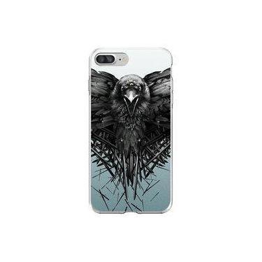 Capa e Película para Celular Iphone 7 Plus Game of Thrones