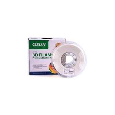 Filamento Pla Premium Branco Esun 1,75mm 1kg Impressora 3D