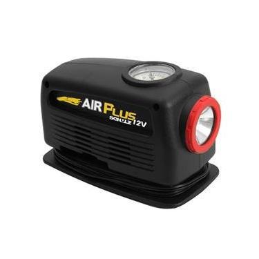 Compressor de Ar com Lanterna 12 V - SCHULZ