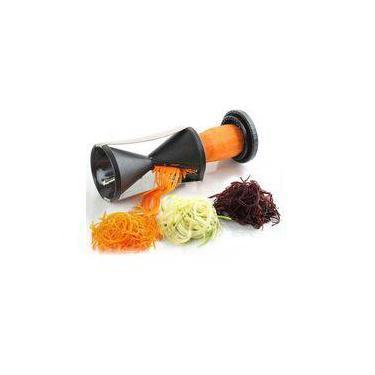 Cortador Ralador Espiralizador Legumes Fatiador Espiral Ud170720