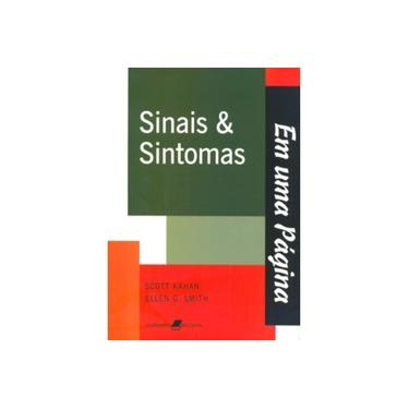 Sinais e Sintomas - Kahan, Scott - 9788527710725