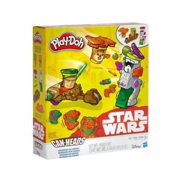 Imagem de Play-Doh Hasbro Star Wars - Missão em Endor