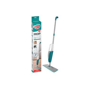 Mop Spray Com Reservatório Refil Microfibra Flash Limp