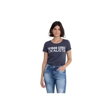 Camiseta Estado Civil Chumbo
