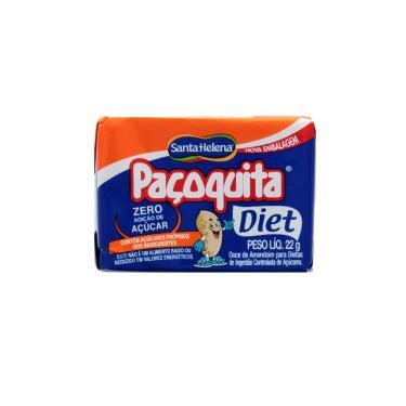 Paçoquita Diet 22g