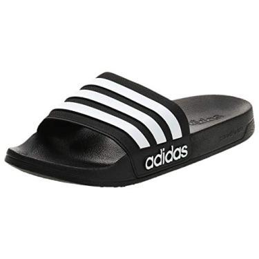 Chinelo Adidas Adilette Shower AQ1701 40 Preto/Bra