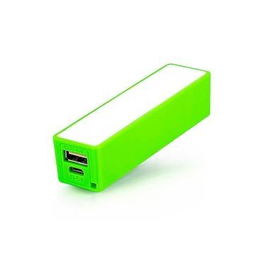 Power Bank 2000mAh - Modelo Sortido Verde