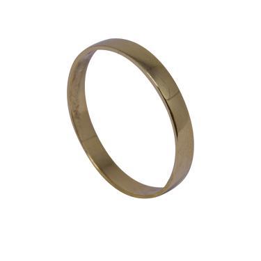 0fff18b081e Aliança de Casamento Ouro 18k Tradicional com Diamantes 2