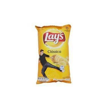 Batata Frita Lay's Clássica Pacote 96g