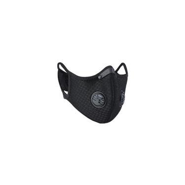 Máscara com filtro de carvão ativado Luz de filtragem de alta eficiência