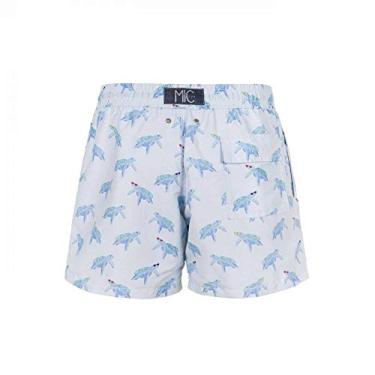Shorts Infantil Tortuga > de 7 a 8 anos